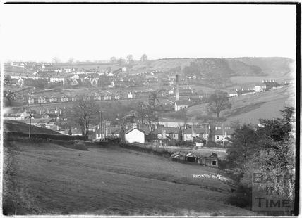 View of Radstock No.4 c.1938