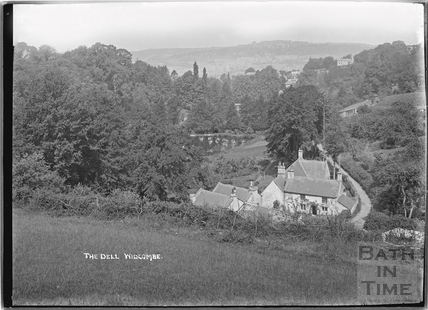 The Dell, Church Lane, Widcombe c.1920s