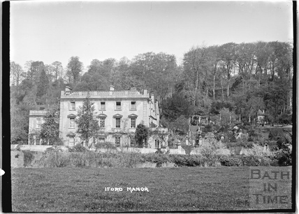 Iford Manor c.1920s