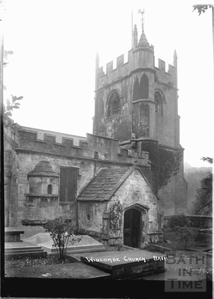 Widcombe Church c.1920s
