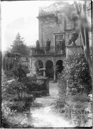 Iford Manor No.22 c.1930s