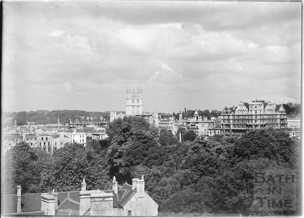 View of Abbey and Empire Hotel from Sydney Buildings c.1920s No.5