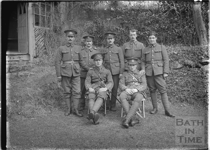 12th Hants Bath c. April 1915
