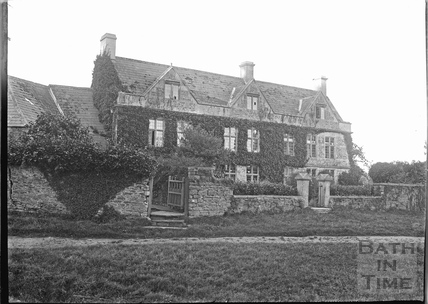 Old Manor House, Rudge . c.1907