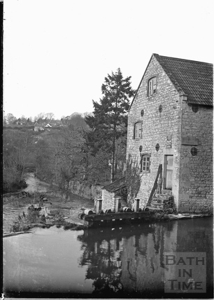 The Mill at Midford, c.1920s