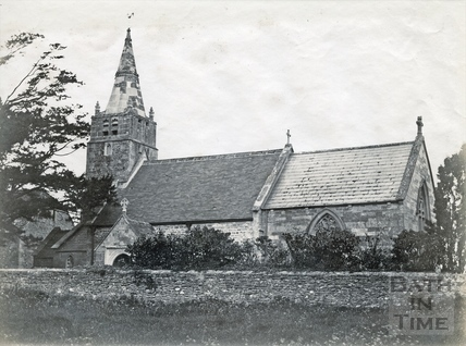 Woolverton Church 1894