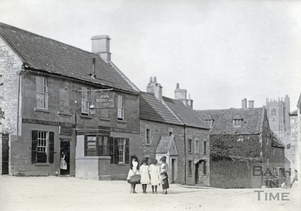 The George Inn, Wellow 1892