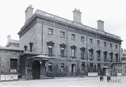 The Assembly Rooms from the South 1907