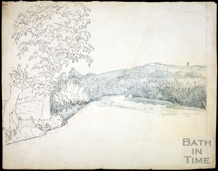 View of Bathford No. 10 c.1864