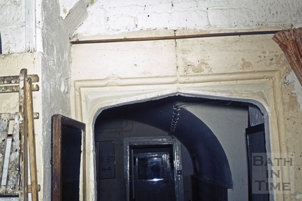 Basement, Batheaston House 10 Feb 1973