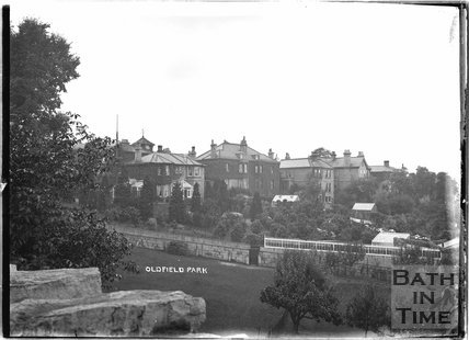 Upper Oldfield Park, c.1910