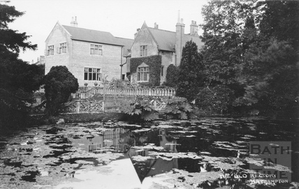 The Old Rectory, Bathampton c.1910