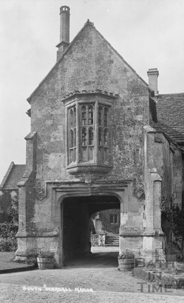 South Wraxall Manor Gatehouse c.1910