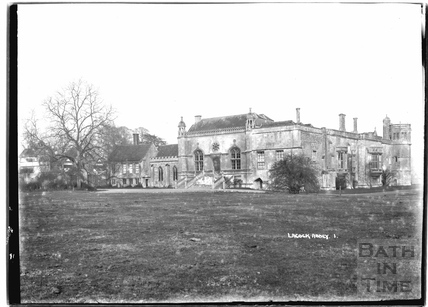 Lacock Abbey No.1 c.March 1935