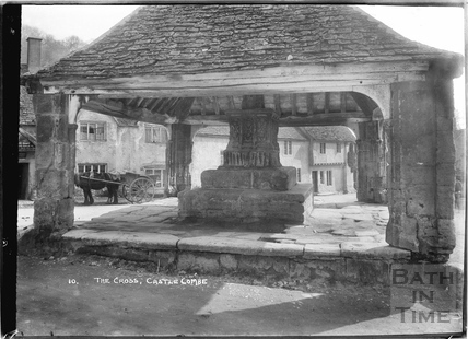 The Cross, Castle Combe, No.10, March 1936