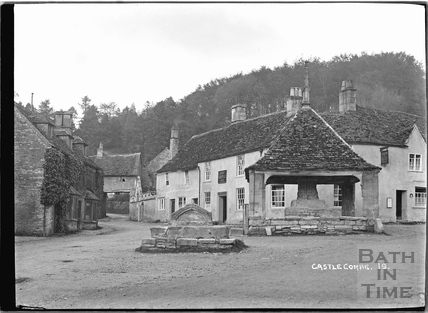 Castle Combe No.19 Nov 1933