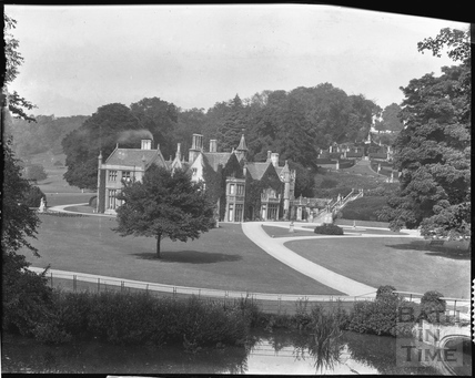 The Manor, Castle Combe c.1900