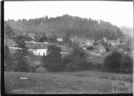 View of Ford, Wiltshire 1932