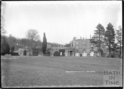 Ammerdown House, Kilmersdon, Somerset c.1938