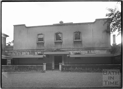 The Old Quaker Meeting Hall, Quaker's Friar's, Bristol c.1950