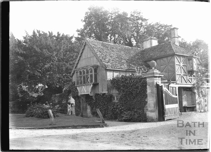 Lodge House at Dyrham? C.1935