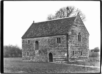 Meare Fish House, Somersetshire, c.1935
