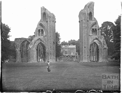 Glastonbury Abbey c.1930s