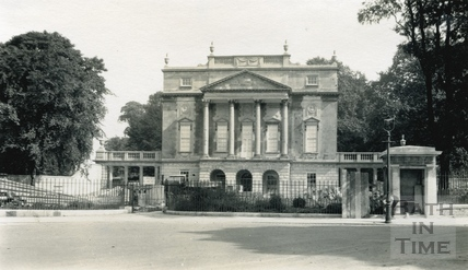 Holburne Museum, previously Sydney College c.1950?