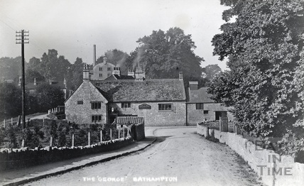 The George, Bathampton c.1910
