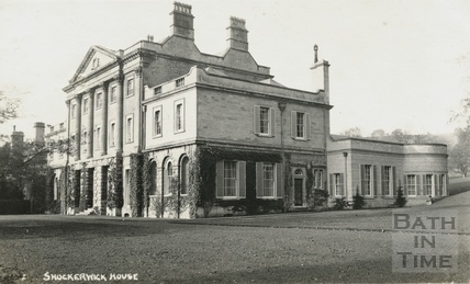 Shockerwick House, posted 1916