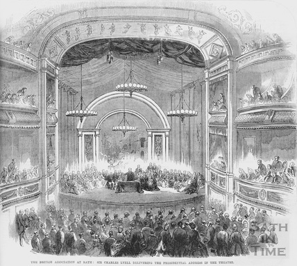 The New Theatre Royal, September 1864