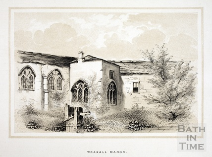 Wraxall Manor 1853
