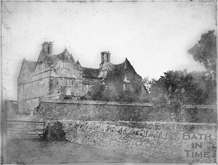 Cold Ashton Manor House c.1855