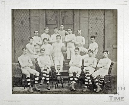 Bath College Rugby XV 1889