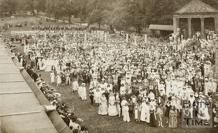 The Bath Pageant 1909