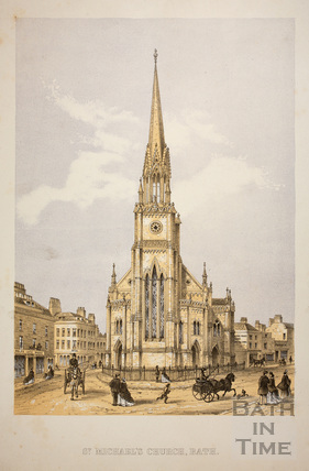 St. Michael's Church, Bath