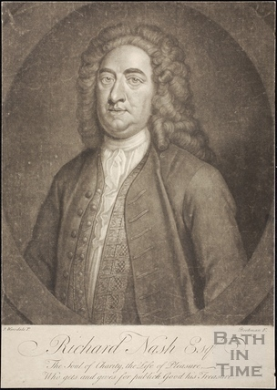 Richard Beau Nash Esq. c.1740