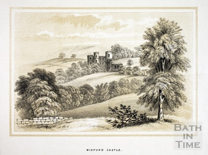 Midford Castle 1853
