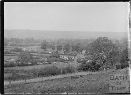 View of Langford, Somerset c. 1935