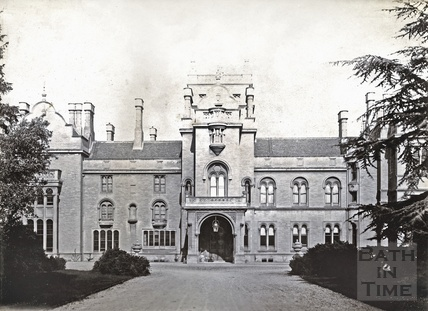 Grittleton House, 1892