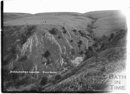 Twin Brook, Burrington Combe, Somerset 1934