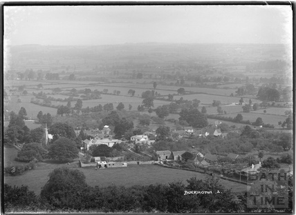View of Burrington No.2 Somerset March 1935