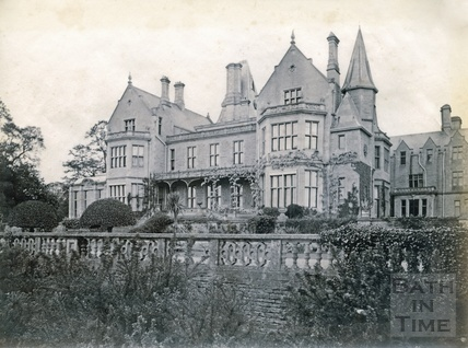 Orchardleigh, 1892