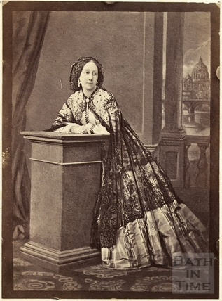 Georgina, Countess of Northesk, wife of the 8th Earl c.1870