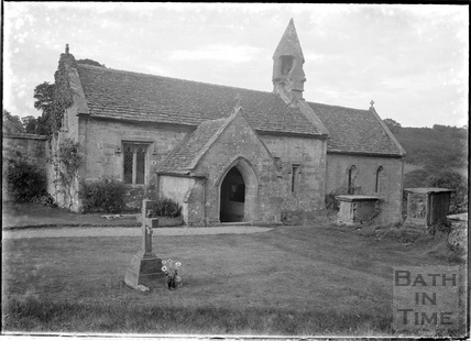 Church of St Mary the Virgin, Boxwell  Glos, c.1930s