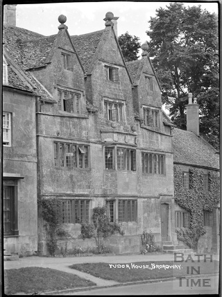 Tudor House, Broadway, Worcestershire c.1930s
