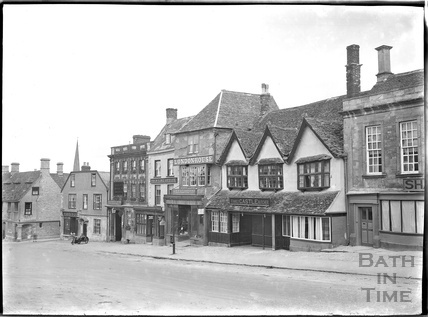 Burford, Oxfordshire c.1930s