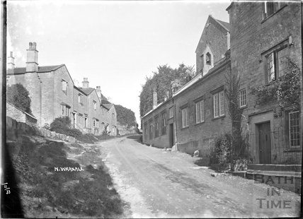 North Wraxall, Wilts,  Nov 1933