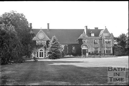 West Lavington Manor, Wiltshire, c.1930s