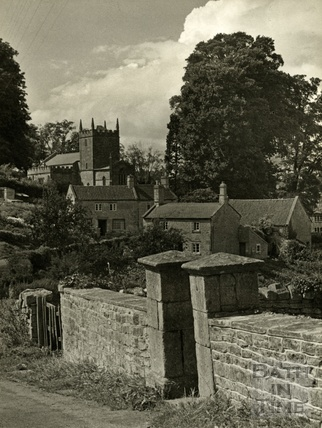 View of Englishcombe, c.1950s